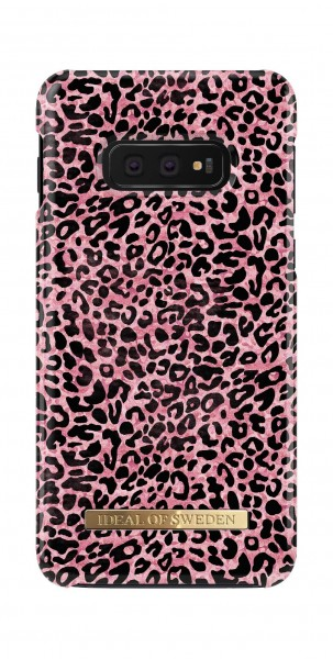 iDeal of Sweden Samsung Galaxy S10e Fashion Back Case Lush Leopard