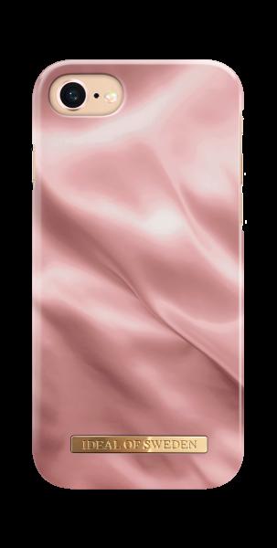 Ideal of Sweden iPhone 8/7/6/6S Fashion Back Case Rose Satin
