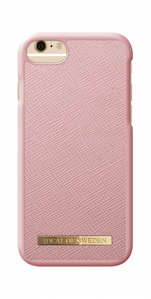 iDeal of Sweden iPhone 8 / 7 / 6S / 6 Fashion Case Saffiano Pink