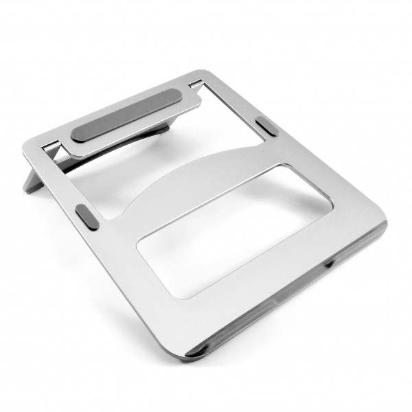 Desire2 View Portable Laptop Stand Silver