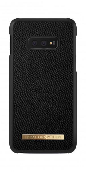 iDeal of Sweden Samsung Galaxy S10e Fashion Case Saffiano Black
