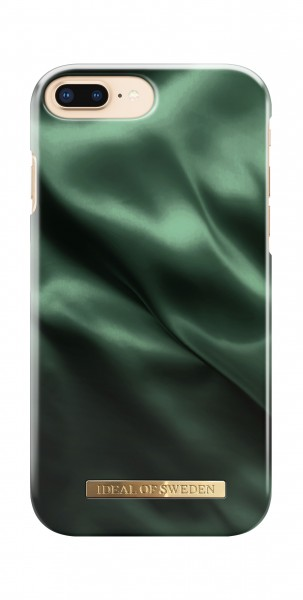 Ideal of Sweden iPhone 8/7/6/6S Fashion Back Case Emerald Satin