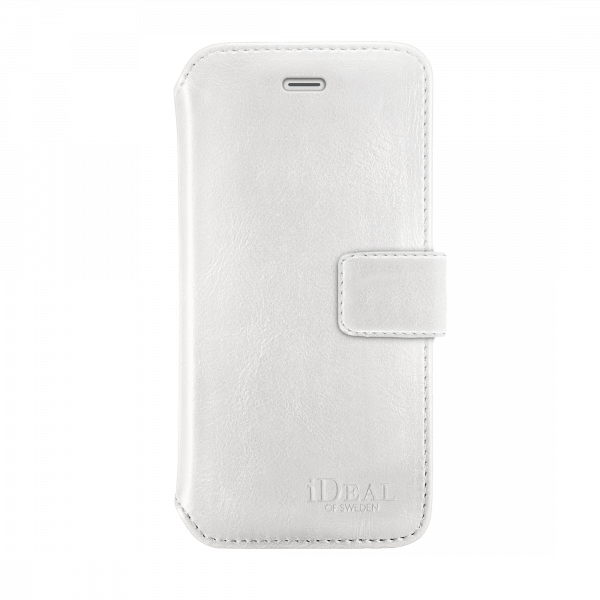 iDeal of Sweden iPhone 8 / 7 / 6S / 6 STHLM Wallet White
