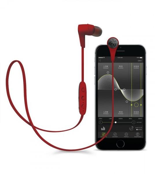 Jaybird In-Ear BT X3 Sport Headphones RoadRash Red