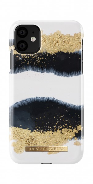 iDeal of Sweden iPhone 11 Fashion Back Case Gleaming Licorice