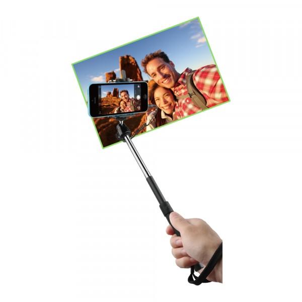 BeHello Selfie Stick Zwart