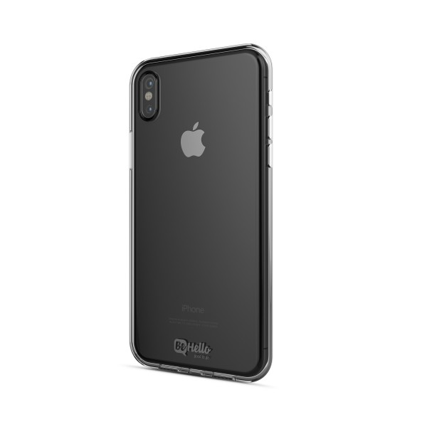 BeHello iPhone X XS ThinGel Siliconen Hoesje Transparant