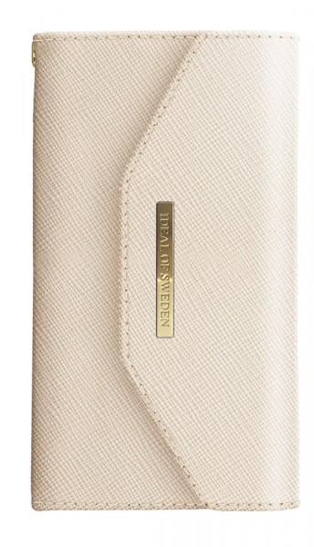 iDeal of Sweden Samsung Galaxy S10 Mayfair Clutch Beige