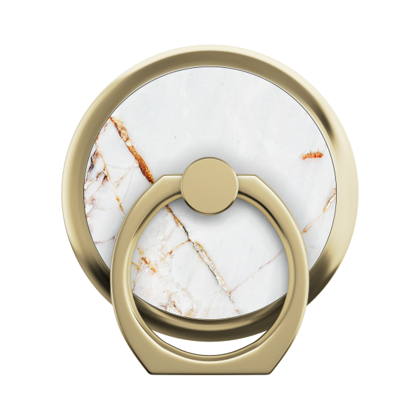 iDeal of Sweden Universal Ring Mount Magnetic Carrara Gold Marble