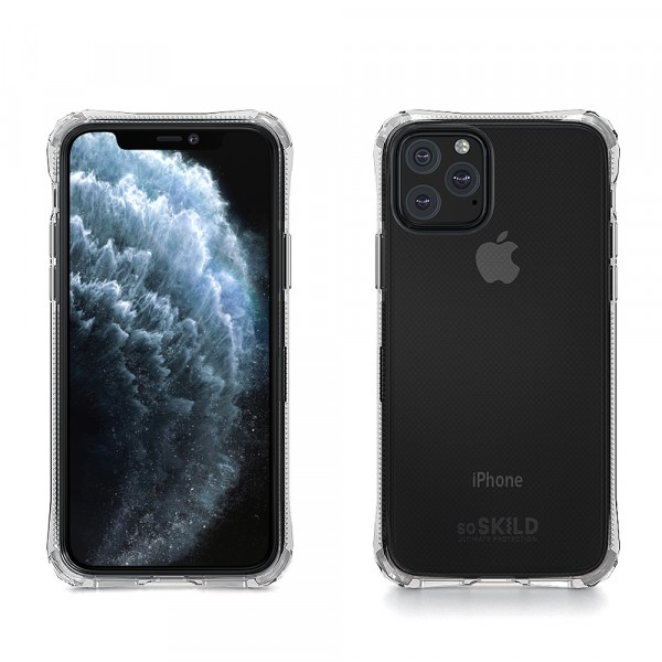 SoSkild Absorb 2.0 Impact Case Transparant voor de iPhone 11 Pro