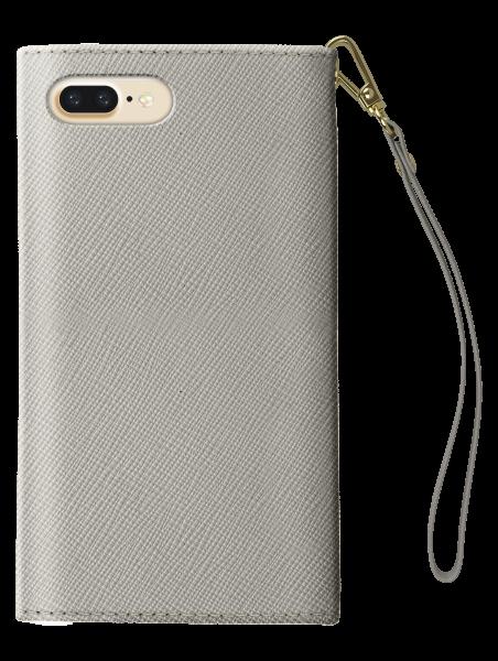 iDeal of Sweden iPhone Xr Mayfair Clutch Light Grey