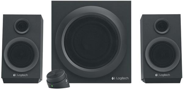 Logitech Z333 Multimedia Speakers Black
