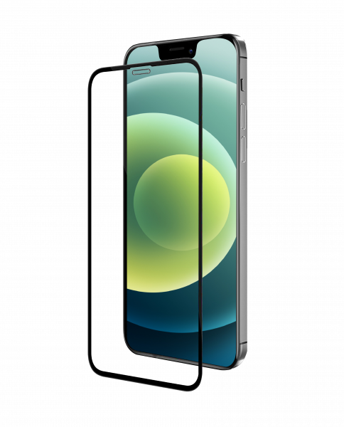 BeHello iPhone 12 mini High Impact Glass Screenprotector