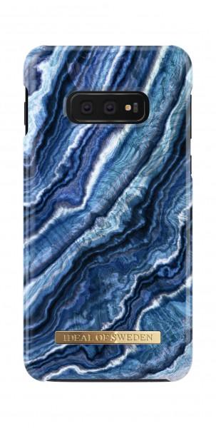 iDeal of Sweden Samsung Galaxy S10e Fashion Back Case Indigo Swirl