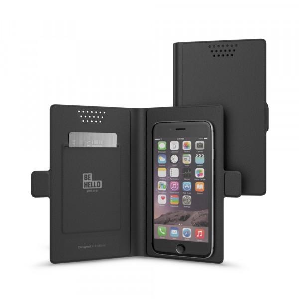 BeHello Universal Book Case Size XL Black
