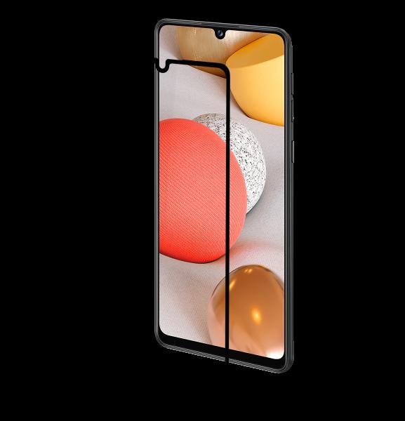 BeHello Samsung Galaxy A42 High Impact Glass Screen (AP) Anti-Bacterial