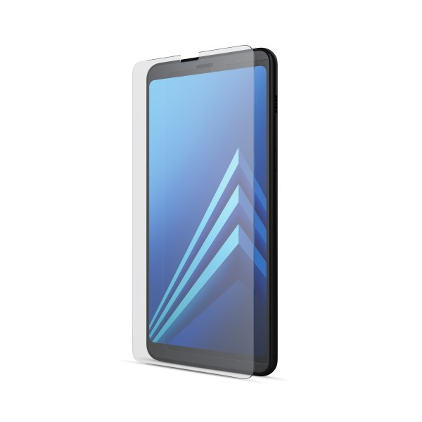 BeHello Screenprotector High Impact Glass voor Samsung Galaxy A8 (2018)