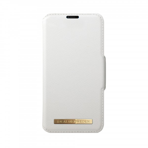 iDeal of Sweden Fashion Wallet Case Wit voor iPhone X Xs
