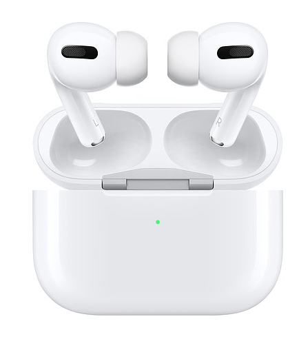 Apple AirPods Pro (2019) with Wireless Charging Case White