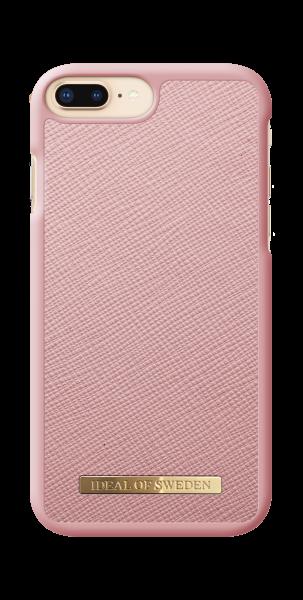 iDeal of Sweden iPhone 8 Plus / 7 Plus / 6S Plus / 6 Plus Fashion Case Saffiano Pink