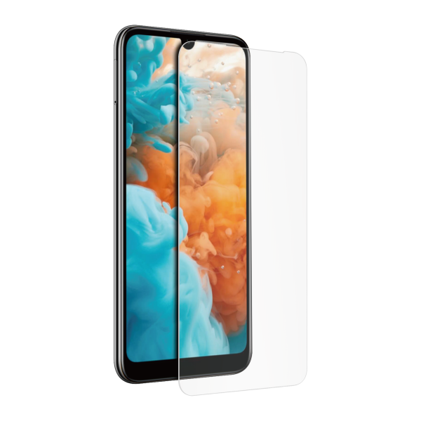 BeHello Huawei Y6 (2019) Screenprotector Tempered Glass - High Impact Glass