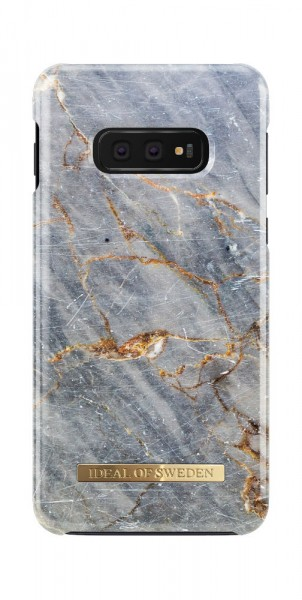 iDeal of Sweden Samsung Galaxy S10e Fashion Back Case Royal Grey Marble