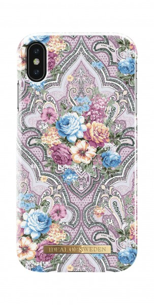 iDeal of Sweden Fashion Back Case Romantic Paisley voor iPhone Xs Max