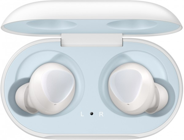 Samsung In-Ear Headphones Galaxy Buds True Wireless White