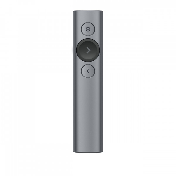 Logitech Spotlight Presentation Remote Slate Grey