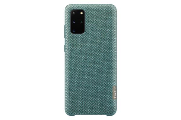 Samsung Galaxy S20+ Kvadrat Cover Green