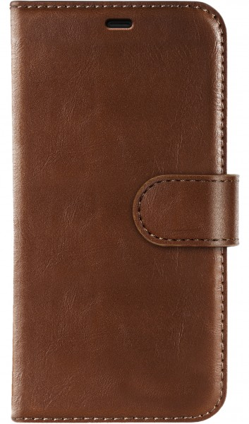 iDeal of Sweden iPhone 11 Pro Max Magnet Wallet+ Case Brown